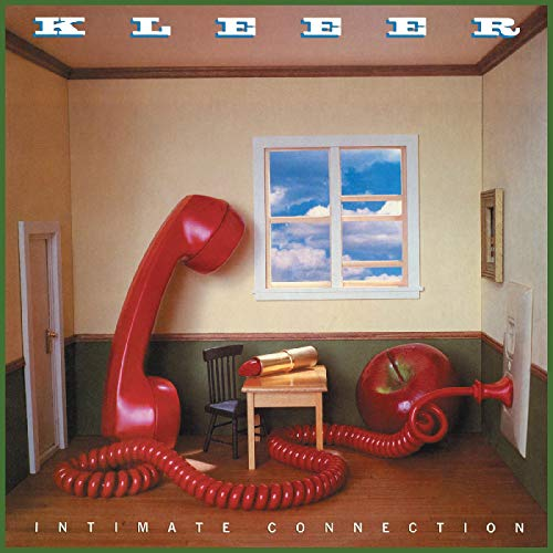"""Album Art for Intimate Connection (Limited """"Red Telephone"""" Vinyl Edition) by Kleeer"""