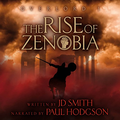Couverture de The Rise of Zenobia