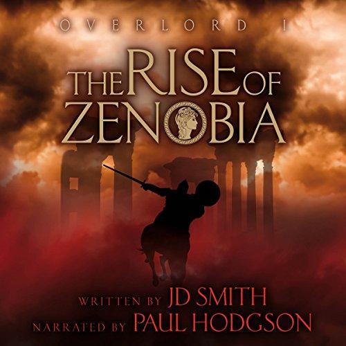 The Rise of Zenobia audiobook cover art