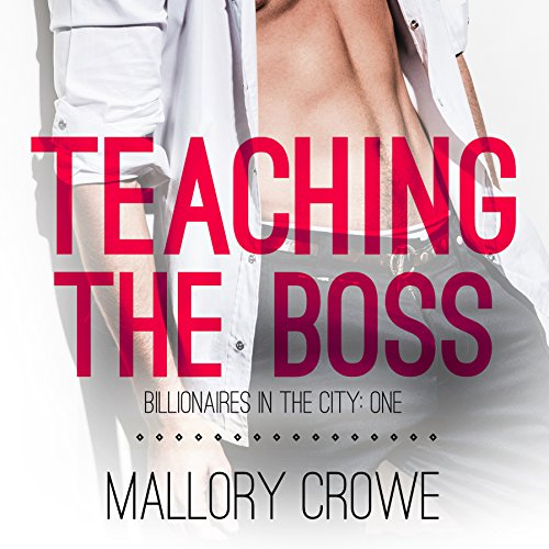 Teaching the Boss audiobook cover art