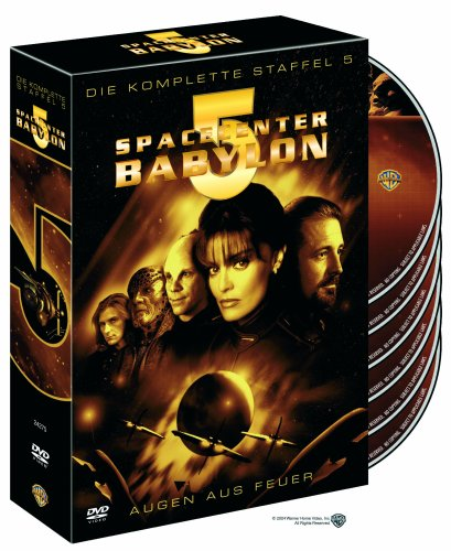 Staffel 5 - Box Set (6 DVDs)
