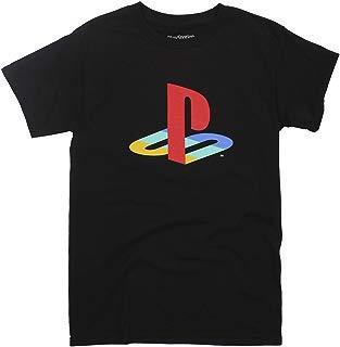 Ripple Junction Playstation Logo - Camiseta para adulto
