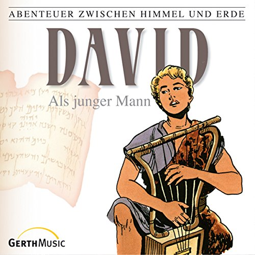 David als junger Mann audiobook cover art