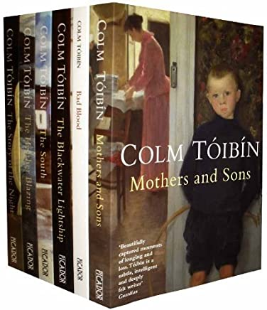 Colm Toibin Collection 6 Books Set Pack RRP: £ 47.94 (The Blackwater Lightship, Bad Blood, The Heather Blazing, The South, The Story Of The Night, Mothers And Sons) (Colm Toibin Collection)
