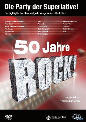 50 Jahre Rock (2 DVDs)