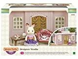 Sylvanian Families 6006 Designer Atelier 'Sternenglanz' - Puppenhaus Spielset