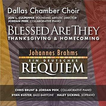 Brahms: Ein deutsches Requiem (Live)