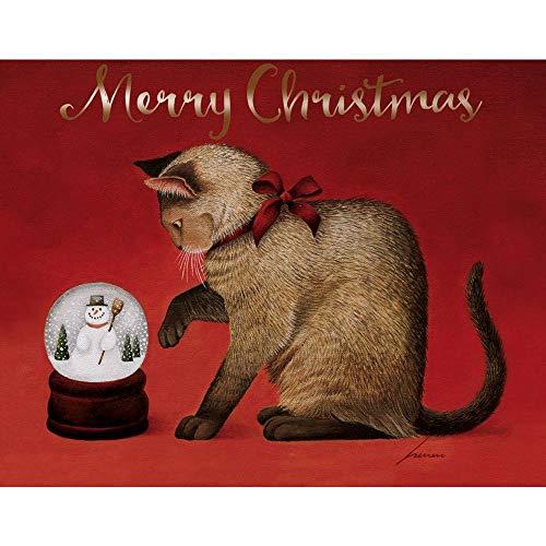 LANG Snowy Wonder Boxed Christmas Cards (1004839)