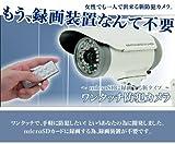 microSDカードに録画する新しい【防犯カメラ】