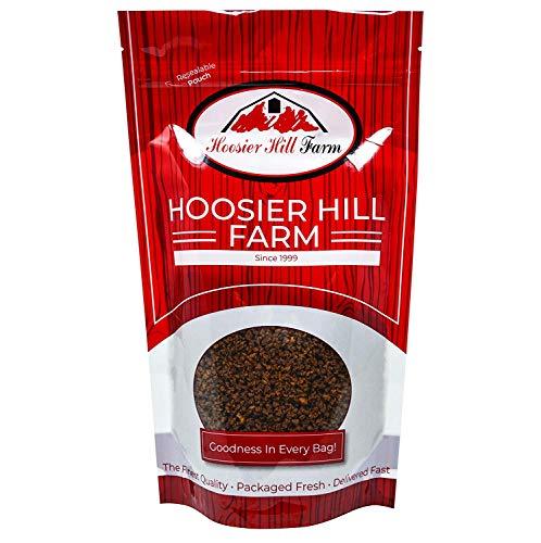 Texturiertes Soja Protein (1 kg) Hühnerfreie Dunkles TVP-Hackfleisch Vegetarischer geschmacksneutraler Fleischersatz von Hoosier Hill Farm©