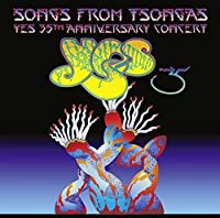 Songs From Tsongas - The 35th Anniversary Concert by Yes
