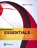 Essentials of Statistics, 6th Edition Front Cover