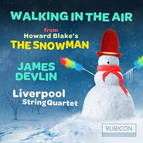 Liverpool String Quartet & James Devlin