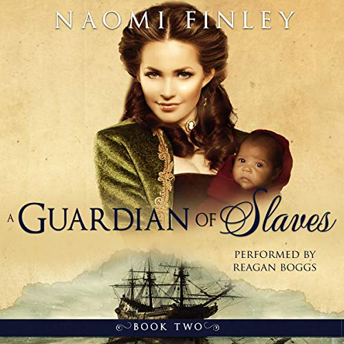 A Guardian of Slaves audiobook cover art