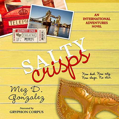 Salty Crisps  By  cover art