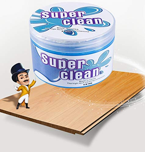BIGCOW Household Cleaner Dust Cleaning Mud Blue