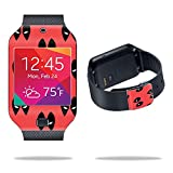 MightySkins Skin Compatible with Samsung Galaxy Gear 2 Neo Smart Watch Cover Skins Sticker Watch Dead Eyes Pool