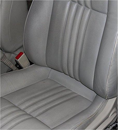 Kit peinture restauration de retouche spallina Assise intérieur Cuir Gris Pour Alfa Romeo 35 ml