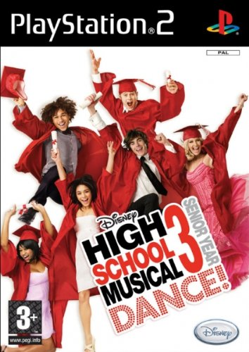 Disney High School Musical 3 - Juego (PS2, PlayStation 2, Música, E...
