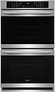 frigidaire smudge proof oven
