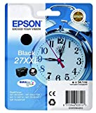 Epson 27 DURABrite Ultra Ink- Cartuccia d'Inchiostro, XXL, Nero (Black)