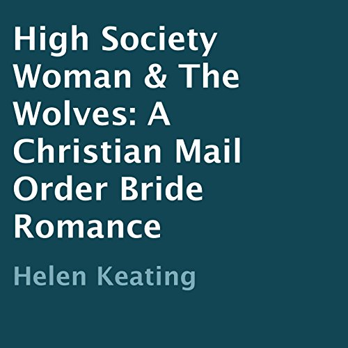 High Society Woman & The Wolves audiobook cover art