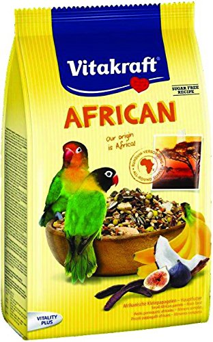 Vitakraft b-08305 African inseparables – 750 GR