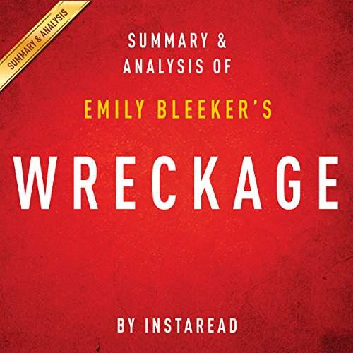 Wreckage by Emily Bleeker Audiobook By Instaread cover art