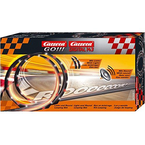 Carrera Go!!! - 20061661 - Accessoire pour Radio Commandes - Looping avec Son Et Lumière