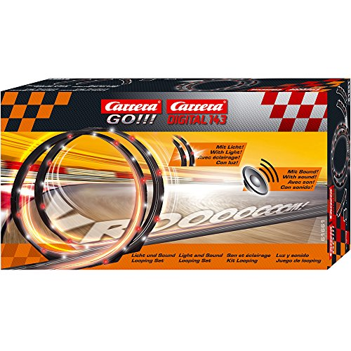 Carrera GO!!! Licht und Sound Looping Set 20061661 Erweiterungsartikel