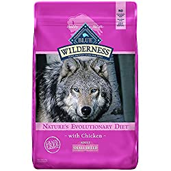 Blue Buffalo Wilderness Natural - Best Dog Food for Yorkies