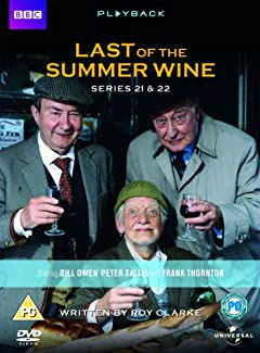 Last Of The Summer Wine - Series 21 & 22