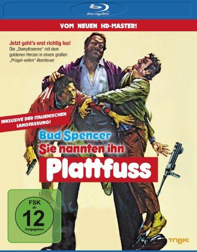 Bud Spencer - Sie nannten ihn Plattfuss [Blu-ray]