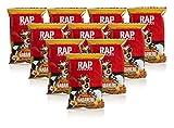 Rap Snacks, Habanero Hot Cheese Popcorn, Cardi B, 1 oz, Pack of 10