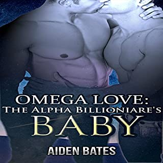 Omega Love: The Alpha Billionaire's Baby cover art