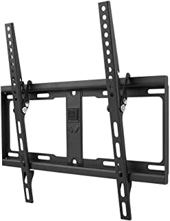 "One For All WM4421, Soporte de pared para TV de 32 a 60"" Inclinable 15° Peso máx. 100kg, Para todo tipo de TVs LED, LCD, Plasma, negro"
