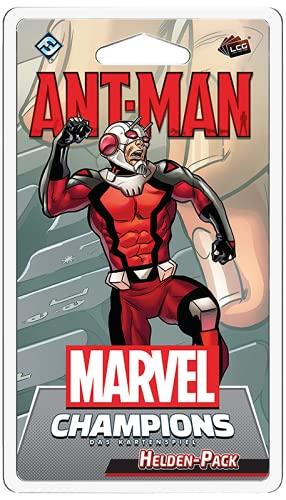 Asmodee Marvel Champions: Das Kartenspiel - Ant-Man, Helden Erweiterung, Deckbau, Deutsch