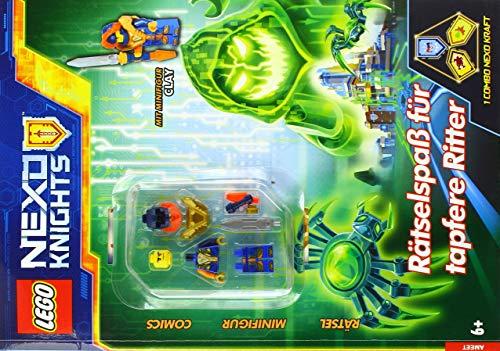 LEGO® NEXO KNIGHTS™ Rätselspaß für tapfere Ritter