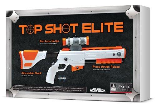 Cabela's Top Shot Elite Firearm Controller - Playstation 3