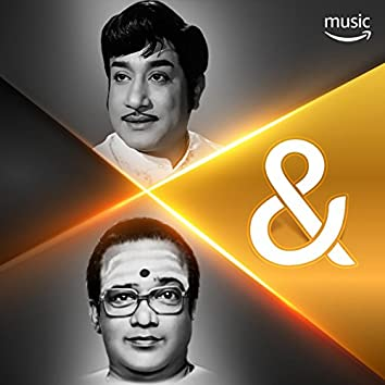 Sivaji Ganesan & T. M. S: TOGETHER