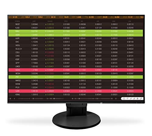 "EIZO FlexScan EV2456 24.1"" Professional IPS LCD Monitor 1920x1200 EV2456FX-BK"