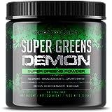 Super Greens Demon - Contiene Verduras y Superalimentos, Apt