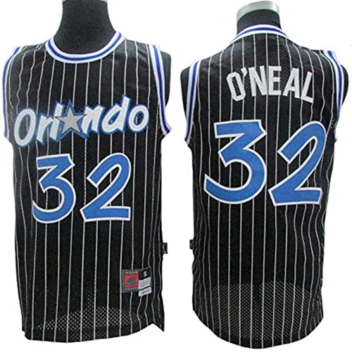Ropa Jersey de baloncesto de los hombres, NBA Orlando Magic # 32 Shaquille O