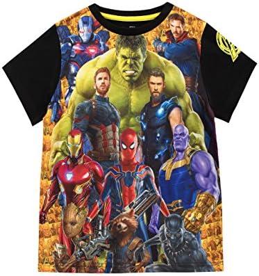 Marvel Camiseta Avengers para niños