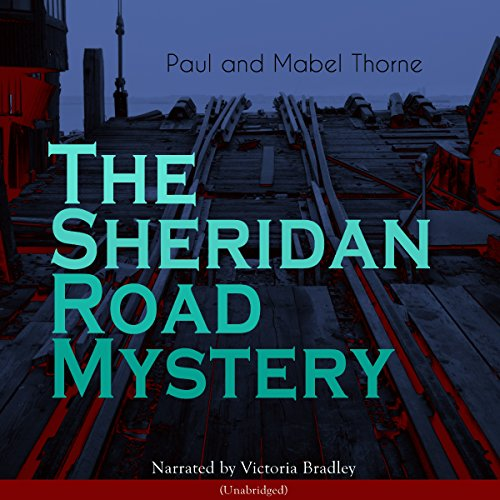 The Sheridan Road Mystery audiobook cover art