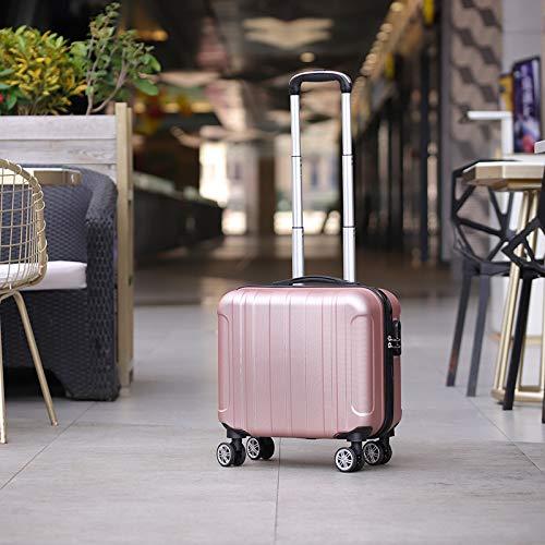 AGBFJY kleine koffer op wielen doos