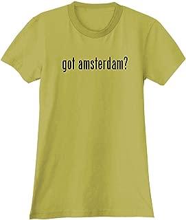 The Town Butler got Amsterdam? - A Soft & Comfortable Women's Junior Cut T-Shirt