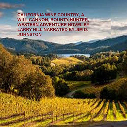 California Wine Country audiobook cover art
