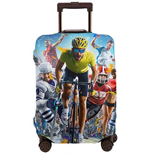 Cubierta de equipaje de viaje Protector de maleta lavable