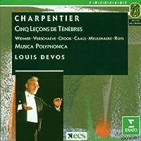 5 Lecons De Tenebre: Devos / Musica Polyphonica
